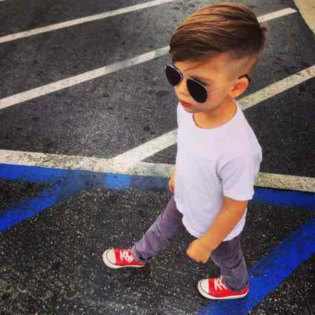 Little Boy Haircuts 160
